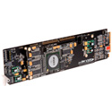 Cobalt 9066 Upconverter with Analog/SDI Input; Audio Embed/De-Embed - Frame Sync