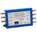 Cobalt BBG-DA-3G-1X6 3G/HD/SD/ASI Reclocking Distribution Amplifier w/Bit Rate