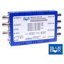 Cobalt BBG-DA-12G-1x6-PS5 12G/3G/HD/SD/SDI ASI MADI Reclocking Distribution Amplifier with PS5 Universal Power Supply