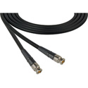 Premium BNC to BNC Video Cable 18 inch Black