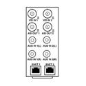 Cobalt RM20-9223-B 20-Slot Frame Rear I/O Module (Standard Width)