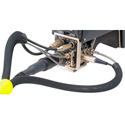 Techflex Flexo Clean Cut Tubing 1/4-Inch to 3/4-Inch 500 Foot Spool