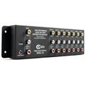 CE Labs AV700 1x7 Composite Video & Stereo Audio RCA Distribution Amp