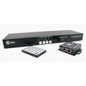 Cable Electronics HSW44C 4x4 HDMI Matrix Switcher with CAT5