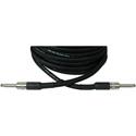 12 Gauge 1/4 Inch Speaker Cable 3 Foot