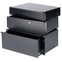 Chief ESD-2-L 2U Economy Rack Drawer with Lock