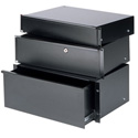 Chief ESD-3-L 3U Economy Rack Drawer with Lock