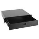 Chief FSD-2 2U Fine Sliding Rack Drawer