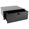 Chief FSD-4 4U Fine Sliding Rack Drawer