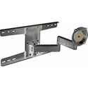 Chief JWDSK210S Medium Flat Panel Swing Arm Wall Mount (Metal Studs) - 20 Inch - Silver