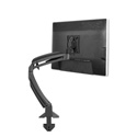 Chief K1D120B Kontour K1D Dynamic Desk Clamp Mount - 1 Monitor - Black
