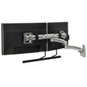Chief K2W22HS Kontour K2W Wall Mount Swing Arm Dual Monitor Array - Silver - Bstock (Open Box)