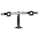 Chief KTG225B Widescreen Dual Horizontal Grommet Mount