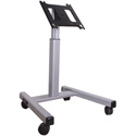 Chief MFMUB Flat Panel Confidence Monitor Cart 30-55In. Displays Black