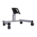 Chief MFQ6000B Medium Confidence Monitor Cart 2Ft (without interface) Silver