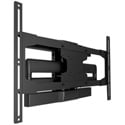 Chief ODMLA25 Articulating Outdoor Wall Mount For Digital Signage Displays- Black