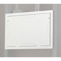 Chief PAC525FCW In-Wall Storage Box with Flange and Cover - White