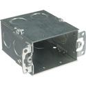 Chief PACGB1 Metal Single Gang Electrical Box