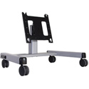 Chief PFQ2000B Large Confidence Monitor Cart 2 Foot without Interface.
