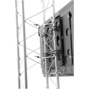 Flat Panel Tilt Truss Mount (Up to 63 inches)