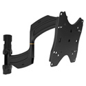 Chief TS218SU Medium THINSTALL Dual Swing Arm Wall Display Mount - 18 Inch Exten