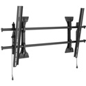 Chief XTM1U-G X-Large Fusion Micro-Adjustable Tilt Wall Mount - TAA Compliant