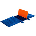 Checkers GD5X125-ADA-O/BLU 5-Channel General Purpose Guard Dog ADA - Orange/Blue