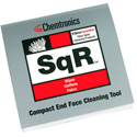Chemtronics SQR Compact Fiber Optic Cleaning 4x4 Wipe Pad