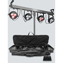 Chauvet 4BARLTUSB Complete Wash Lighting System Kit