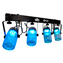 Chauvet 4PLAYCL LED Light Bar with Clear Casings