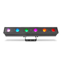 Chauvet CDASHBATTENQ6 Colordash Batten Quad 6 Linear Stage Wash Multi Color LED Light