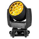 Chauvet ROGUE R2 WASH Compact Wash Mover w/ 7 15-Watt Quad LED & 8-30 Degree Zoom Range