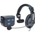 Clear-Com CZ11434 BP200 Beltpack w/HS15 Headset and Li-Ion battery