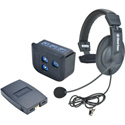 Clear-Com CZ11439 BP300 Beltpack with CC-15 headset
