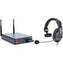 Clear-Com CZ11462 DX121 System w/ CC-15-MD4 Headset