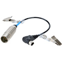Clear-Com G27245-1 4-pin MD-XLR4M Adapter