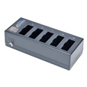 Clear-Com T-BC5A Tempest 5-bay Battery Charger