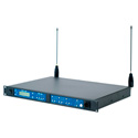 Clear-Com WBS-680-B4 2 Ch. Wireless UHF Base Station - Band B4
