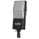 Cloud Microphones 44-A Active Ribbon Vocal & Broadcast Microphone with  Voice/Mu