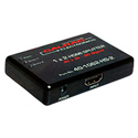 Calrad 40-1062-HS-2 1x2 4K/2K HDMI Splitter & Distribution Amplifier
