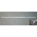 ClearSonic BAR Standard 2 Section Aluminum Support Bar - 60 Inches - 96 Inches