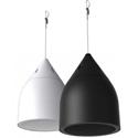 Community DP8-B Distributed Design Pendant Mount Speaker - 6.5-Inch Black
