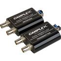 Camplex CMX-3GSDI-LCF 3G-SDI / DVB-ASI to Fiber Optic Converter Extender