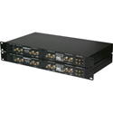 Camplex FiberGig CMX-FG550 Bidirectional 2-Channel Broadcast 3G-SDI Fiber Optic Transport - ST Fiber I/O