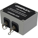 Camplex OpticalCON DUO NO2-4FDW-A to (2) LC Female OM3 Multimode Breakout