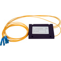 Camplex CMX-SM1X3LC-001 Singlemode LC Fiber Optic 1x3 Splitter Cable - 1 Foot