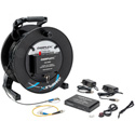 Camplex CMX-TACNGO-HDMI HDMI to Fiber Optic Converter / Extender & Tactical Cable Reel System - 1000 Foot