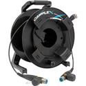 Camplex CMX-TROCMTPSX095 opticalCON MTP/MTP Singlemode 12 Fiber Xtreme Cable W/GT380 Reel - 95 Meters