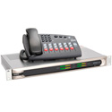 Comrex 9500-1200 STAC6 VIP VoIP Phone System 6-Line System w/ Mainframe Control Surface IP Screening Capability & Cables