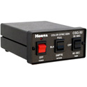 Horita CSG-50 Color Bar Sync Generator - Bars/Black/Sync/Audio Tone Generator